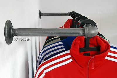 Shop retail clothing garment display rail furniture point of sale POS by Fe20six