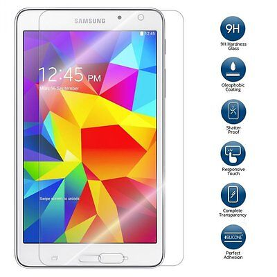 Samsung Galaxy Tab 4 7.0 Premium Tempered Glass Screen Protector Canada