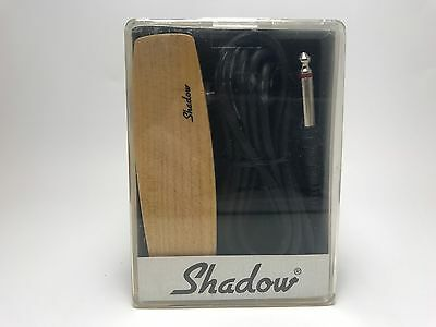 NEW Shadow Electronics, SH-330 Acoustic Single-Coil Pickup, 2006
