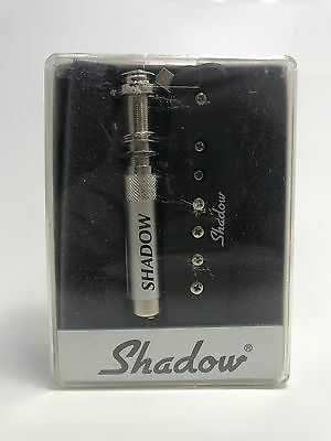 NEW Shadow Electronics, SH-141 Acoustic Guitar Sound Hole Mag w/ActvElectr, 2006