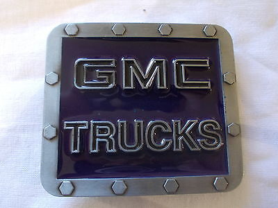 Gmc Trucks Belt Buckle