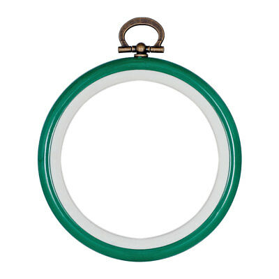 Stitch Garden | Flexi Hoop Round | 3 Inches | H9003