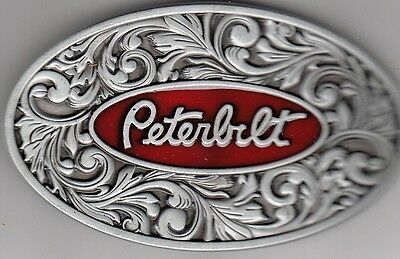 Peterbilt Trucks Belt Buckle