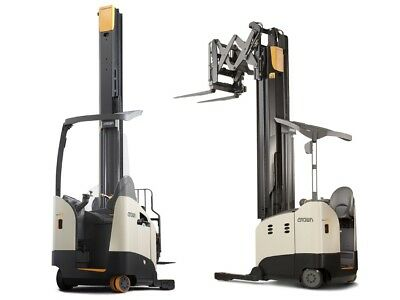 Crown Forklift repair manuals on usb-updated