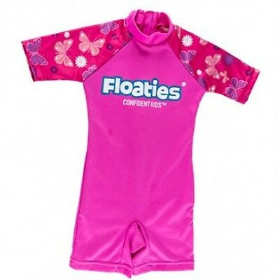 Floaties Girls' Swimsuit - Butterfly