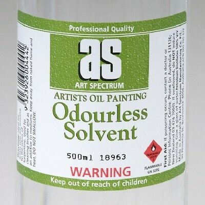 Art Spectrum Odourless Solvent - 500ml/1L