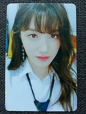 PRISTIN XIYEON Official PHOTOCARD #1 2nd Mini Album SCHXXL OUT 시연