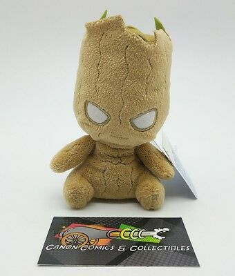 Funko Mopeez Plush Marvel Comics Groot 1st Series Authentic New with Tags GOTG