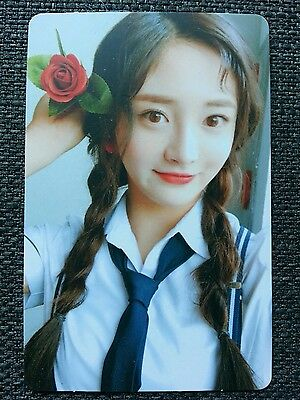 PRISTIN KYULKYUNG Official PHOTOCARD #1 2nd Mini Album SCHXXL OUT Zhou 결경