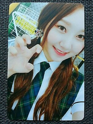 PRISTIN SUNGYEON Official PHOTOCARD #1 2nd Mini Album SCHXXL OUT 성연