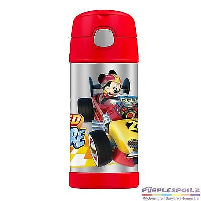 THERMOS FUNTAINER DRINK BOTTLE 355ml Container Insulated MICKEY MOUSE
