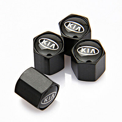 Universal Car Decorations Wheel Tyre Dust Cover Tire Valve Cap For Kia KX3 KX5