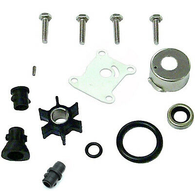 US Seller Impeller Kit 394711 WATER PUMP KIT FITS 9.9, 15 HP 2 AND 4 STROKE