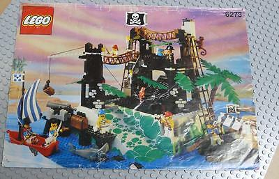 LEGO INSTRUCTIONS MANUAL BOOK ONLY 6273 Rock Island Refuge x1PC