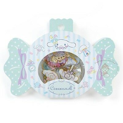 Sanrio Cinnamoroll Flake Stickers 20 Pcs. Candy Series
