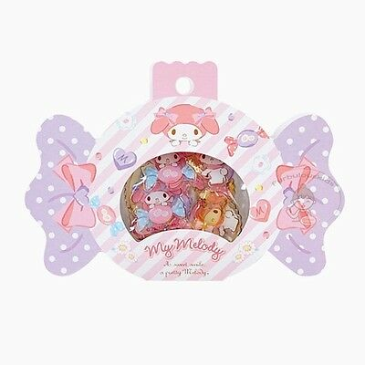 Sanrio My Melody Flake Stickers 20 Pcs. Candy Series