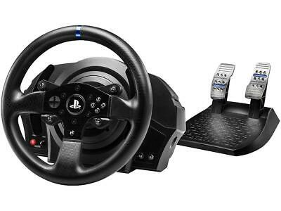 Thrustmaster T300 RS: 1080 Degrees and the First Official Force-Feedback Wheel f