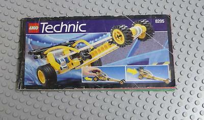 LEGO INSTRUCTIONS MANUAL BOOK ONLY 8205 Bungee Blaster x1PC