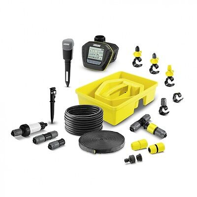 karcher Premium Automatic Watering Set Includes Timer And Moisture Sensor 264524