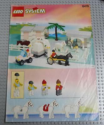 LEGO INSTRUCTIONS MANUAL BOOK ONLY 6419 Rolling Acres Ranch x1PC