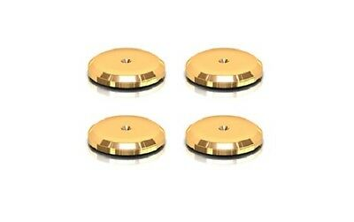 4 x Viablue Discs for Hs Spikes Gold Spare Washers 50225