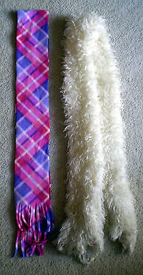 2 ~ Girls Teens Juniors Warm Soft Cozy Winter Scarves!