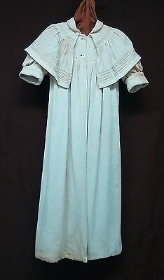 ANTIQUE VINTAGE CHRISTENING GOWN COAT, 1900s, Stunning