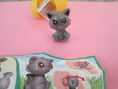 Surprise Egg  Toy Kinder Cat Kitty