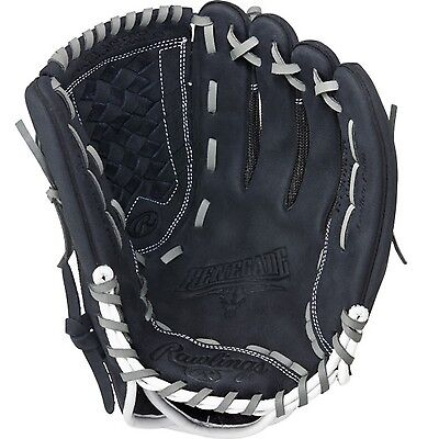 "Rawlings Renegade 12"" Adult Baseball/Softball Glove LH R120BGB-0/3"