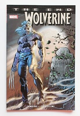Wolverine The End NEW Marvel Graphic Novel Comic Book