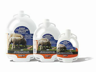 Nettex Sheep/Lamb Conditioning Vitamin & Mineral Drench - 1 Litre (Pre-Lambing)
