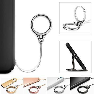 Finger Ring Hand Wrist Strap Lanyard for USB MP3 Camera Cell Phone Apple Samsung