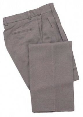 (90cm , Heather Gray) - Adams USA Smitty Expanded Waist Pleated Baseball