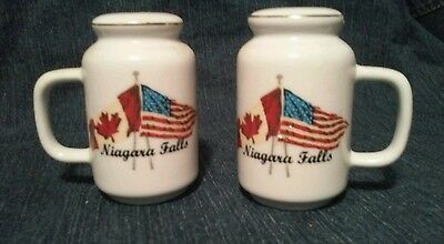 Souvenir Niagara Falls Salt and Pepper Shaker