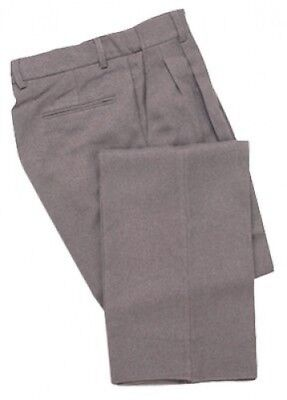 (70cm , Heather Gray) - Adams USA Smitty Expanded Waist Pleated Baseball