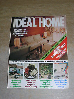 Ideal Home July 1978