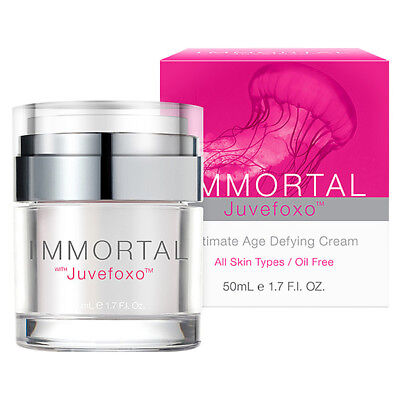 Immortal With Juveleven Ultimate Age Defying Cream 50 Ml Paraben Free