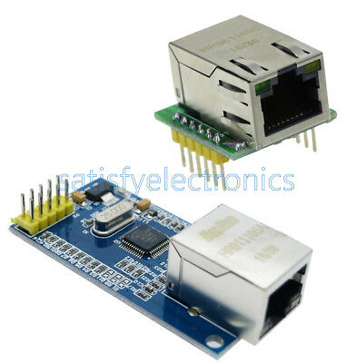 USR-ES1 W5500 Ethernet Network Modules TCP/IP 51/STM32 SPI Interface NEW