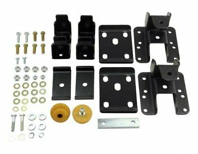 Bell Tech 6525 Belltech (6525) Flip Kit - 5 To 6 Inch Drop; with Leaf Spring Han