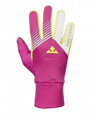(Small, Pink/Yellow) - NATHAN Bronco Glove. Shipping Included