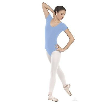 (X-Small, Light Blue) - Eurotard Women's 10475 Leotard. Free Delivery