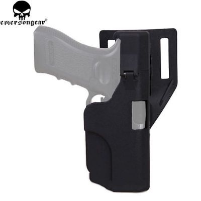 Emersongear Quick Release Fast Loaded Gun Holster Tactical Belt For Glock Series
