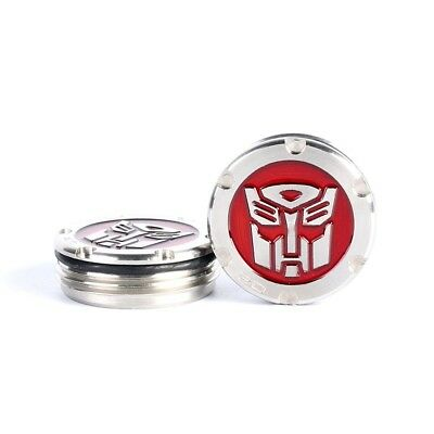 (Red, 20g) - Tansformers Autobot Golf Putt Weights with Wrench Tool for Scotty