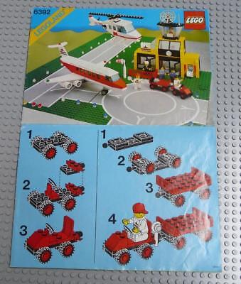 Lego Instructions Manual Book Only 6349 Vacation House X1pc 623