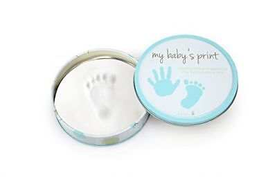 N E W  ~ Tiny Ideas My Baby's Hand Or Foot Print Keepsake Kit