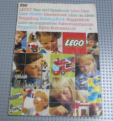 LEGO INSTRUCTIONS MANUAL BOOK ONLY Idea Book 250 #2 x1PC
