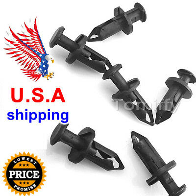20X Fender Clip Body Rivet 8mm Hole For Polaris Sportsman Rangers Relace 7661855 ATV, Side-by-Side & UTV Body & Frame Auto Parts and Vehicles