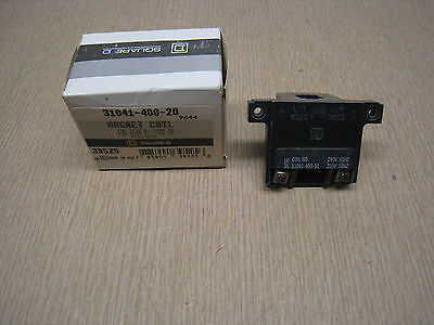 New Square D 31041-400-51 Magnet Coil 240V-Ac D573852 Free Shipping