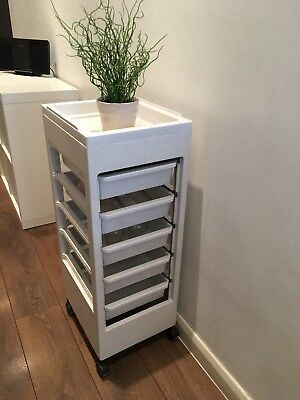beauty cabinet, chairs etc