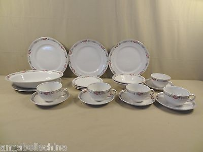 """Vintage Alfred Meakin China """" MEAMEA61"""" Mixed Lot"""